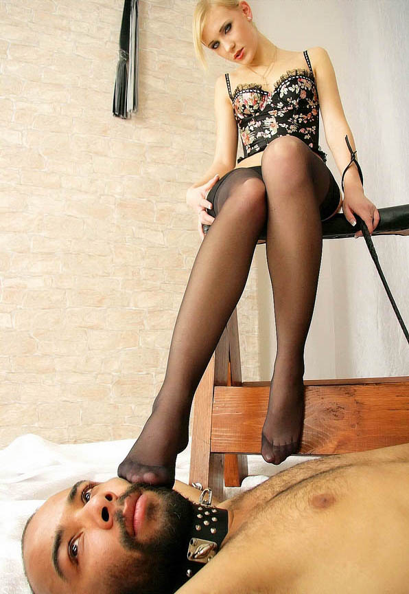 Short skirts, long legs, stockings and boots